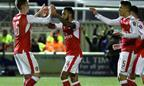 Sutton v Arsenal