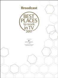 Best Places To Work in TV