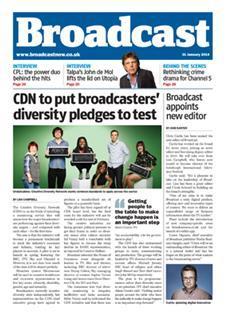 Broadcast 31 January 2014