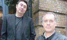 Graham Smith and Mark Robson