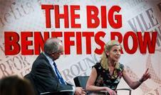 Big Benefits Row