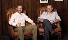 Jim Sayer & Mark Downie, Maverick TV