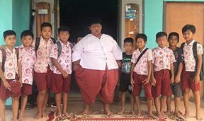 World's Heaviest Boy