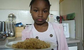 Poverty: Through A Child's Eyes
