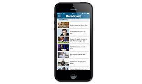 Broadcast app