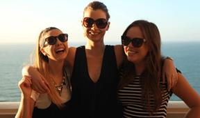 Zoella, Ruth Crilly & Tanya Burr for Daily Mix in Dubai