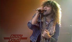 Countdown Bon Jovi