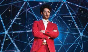 Richard Ayoade The Crystal Maze
