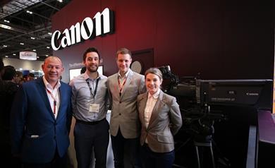 Canon ES Broadcast